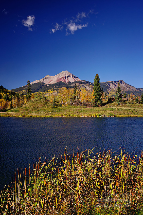 Engineer Mountain, Colorado.  Available in sizes up to 30 x 45 inches.
