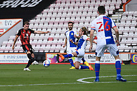 Jack Stacey of Bournemouth scores the first goal during AFC Bournemouth vs Blackburn Rovers, Sky Bet EFL Championship Football at the Vitality Stadium on 12th September 2020