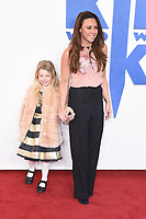 """Michelle Heaton<br /> arriving for the premiere of """"The Kiid who would be King"""" at the Odeon Luxe cinema, Leicester Square, London<br /> <br /> ©Ash Knotek  D3476  03/02/2019"""