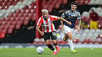 Said Benrahma of Brentford in action during Brentford vs Barnsley, Sky Bet EFL Championship Football at Griffin Park on 22nd July 2020