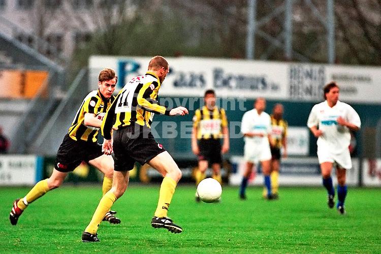 veendam - telstar seizoen 1999-2000 bob mulder