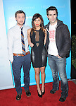 Sam Huntington, Meaghan Rath and Sam Witwer attends  NBCUNIVERSAL PRESS TOUR ALL-STAR PARTY held at THE ATHENAEUM in Pasadena, California on January 06,2011                                                                   Copyright 2012  Hollywood Press Agency
