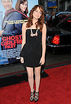 Emma Stone at The Warner Brothers' Pictures World Premiere of Ghosts of Girfriends Past held at The Grauman's Chinese Theatre in Hollywood, California on April 27,2009                                                                     Copyright 2009 DVS / RockinExposures