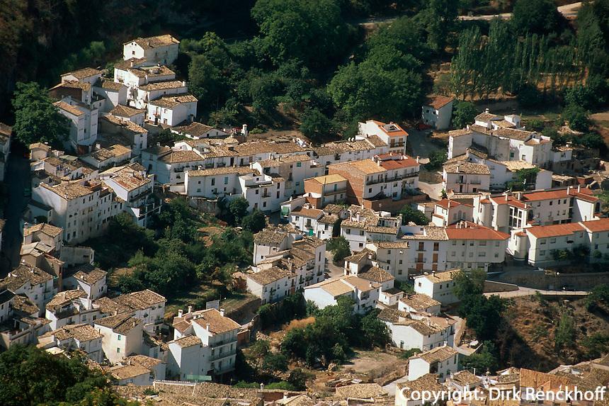 Spanien, Andalusien, Cazorla in der Provinz Jaen