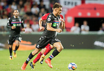 Crystal Palace player Michael Phillips in action during the Premier League Asia Trophy match between West Bromwich Albion and Crystal Palace at Hong Kong Stadium on 22 July 2017, in Hong Kong, China. Photo by Weixiang Lim / Power Sport Images