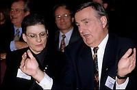 Pierre Bourque dans les années 90<br /> (il fut maire de Montreal de 1995 a 2001)