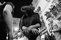 Unknown, Religious flagellant. <br />