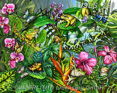 Lori, REALISTIC ANIMALS, REALISTISCHE TIERE, ANIMALES REALISTICOS, zeich, paintings+++++NEW_FROGSGONEWILD_72,USLS250,#a#, EVERYDAY ,puzzle,puzzles
