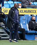 01.11.2020 Kilmarnock v Rangers:  Alex Dyer