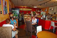 Bogarts Coffee Shop on Monsarrat Avenue near Diamond Head