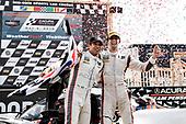 #7 Acura Team Penske Acura DPi, P: Helio Castroneves, Ricky Taylor victory lane