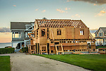 Classic Seaside Shingle Style Cottage. New construction addition.