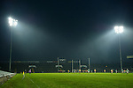 General view of the floodlit field during the Mc Nulty Cup U-21 final  at The Gaelic Grounds. Photograph by John Kelly.