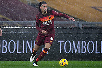 Chris Smalling of AS Roma in action during the Serie A football match between AS Roma and UC Sampdoria at Olimpico stadium in Roma (Italy), January 3rd, 2021. Photo Andrea Staccioli / Insidefoto