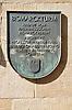 Bismarckturm auf dem Westerberg - zu Ehren des ersten deutschen Reichskanzlers Fürst Otto von Bismarck (1815–1898) erbaut vom Architekten Wilhelm Kreis (1873–1955), 31 m Höhe. Er wurde mit Bossenwerkmauern und neuromanischen Elementen erbaut und 1912 eingeweiht.