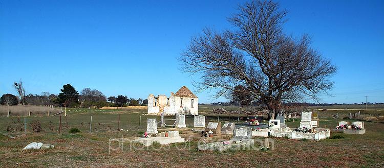 Old Church & Cemetry (near Yass)