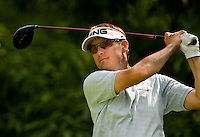PGA golfer Heath Slocum during the 2008 Wachovia Championships at Quail Hollow Country Club in Charlotte, NC.