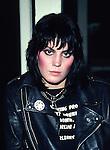 Joan Jett 1981<br />© Chris Walter