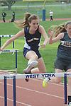2015 West York JH Track