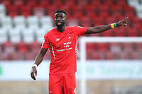 Ousseynou Cisse of Leyton Orient during Leyton Orient vs Forest Green Rovers, Sky Bet EFL League 2 Football at The Breyer Group Stadium on 23rd January 2021