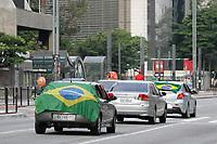 28.03.2020 - Coronavirus carreata av Paulista em SP