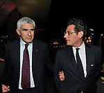 PIERFERDINANDO CASINI CON MICHEL MARTONE