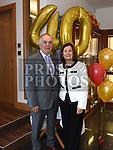 Bernard English Goldsmith 40th Anniversary