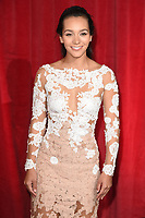 Nadine Mulkerrin<br /> at the British Soap Awards 2017 held at The Lowry Theatre, Manchester. <br /> <br /> <br /> ©Ash Knotek  D3272  03/06/2017