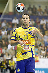 Bosnia Herzegovina's Marko Panic during 2018 Men's European Championship Qualification 2 match. November 2,2016. (ALTERPHOTOS/Acero)