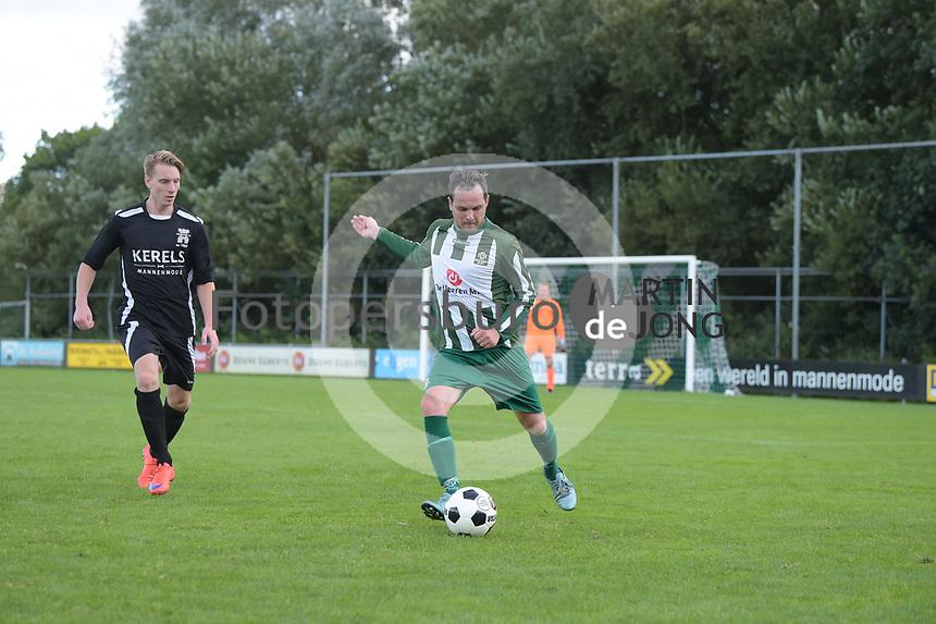 VOETBAL: JOURE: 07-09-2019, SC Joure zat. - VENO bekervoetbal, ©foto Martin de Jong