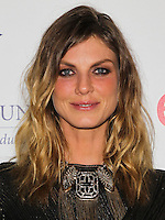 BEVERLY HILLS, CA, USA - OCTOBER 14: Angela Lindvall arrives at the 20th Annual Fulfillment Fund Stars Benefit Gala held at The Beverly Hilton Hotel on October 14, 2014 in Beverly Hills, California, United States. (Photo by Celebrity Monitor)