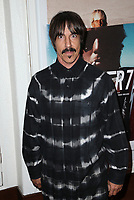 SANTA MONICA, CA - NOVEMBER 1: Anthony Kiedis, at the Los Angeles Premiere of documentary Bunker77 at the Aero Theater in Santa Monica, California on November 1, 2017. Credit: Faye Sadou/MediaPunch /NortePhoto.com