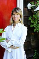 Nina Anker portrait