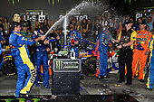 Monster Energy NASCAR Cup Series<br /> Monster Energy NASCAR All-Star Race<br /> Charlotte Motor Speedway, Concord, NC USA<br /> Saturday 20 May 2017<br /> Kyle Busch, Joe Gibbs Racing, M&M's Caramel Toyota Camry wins.<br /> World Copyright: Rusty Jarrett<br /> LAT Images<br /> ref: Digital Image 17CLT1rj_4317