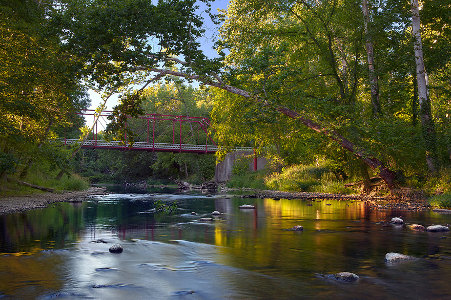 Wilson Bridge, in rural Carroll County, was built in 1897-'98 by the Lafayette Bridge Company and is located in the Deer Creek Valley Historic District near Delphi, Indiana.  In 1997 the structure was scheduled to be demolished.  The replacement was to be a modern concrete bridge.  After a decade-long preservation battle, the restored bridge was reopened in 2008 and is listed on the National Register of Historic Places.<br /> <br /> https://www.youtube.com/watch?v=ELG3bDHyOpY