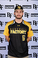 Michael Fernandez Jr. (6) of Bellevue High School in Bellevue, Washington during the Baseball Factory All-America Pre-Season Tournament, powered by Under Armour, on January 12, 2018 at Sloan Park Complex in Mesa, Arizona.  (Mike Janes/Four Seam Images)