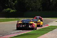 #66 JMW MOTORSPORT (GBR) FERRARI F458 ITALIA DANIEL MCKENZIE (GBR) GEORGE RICHARDSON (GBR) DANIEL ZAMPIERI (ITA)