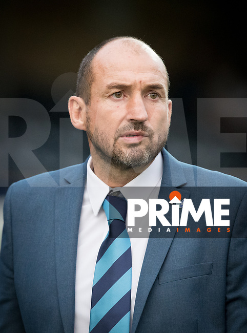 Wycombe general manager Michael Davies during the Carabao Cup 2nd round match between Wycombe Wanderers and Forest Green Rovers at Adams Park, High Wycombe, England on 28 August 2018. Photo by Andy Rowland.