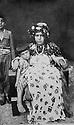 Iraq 1954 .Rahma, sister of Sheikh Marouf Barzinji with her little brother Moatassam; he was killed by Ali Hassan al Majid in 1991.Irak 1954.Rahma , soeur de Sheikh Marouf Barzinji avec son petit frere Moatassam qui fut execute par Ali Hassan al Majid en 1991