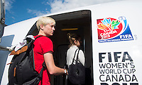 USWNT Travel Day, June 23, 2015