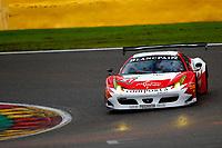 MASTERS ENDURANCE LEGENDS - #51 STAHL CHRISTOPHER (GB) PADMORE NICK (GB) FERRARI 458 GT3 2012