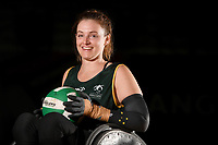 Shae Graham (AUS)<br /> 2019 Australian Steelers <br /> International Wheelchair Rugby<br /> Essendon Victoria<br /> Wednesday 8 May 2019<br /> © STL / Jeff Crow / Paralympics Australia