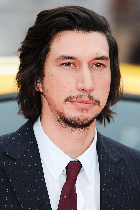 """Adam Driver<br /> attending the premiere of """"Logan Lucky"""" at the Vue West End, Leicester Square, London. <br /> <br /> <br /> ©Ash Knotek  D3295  21/08/2017"""