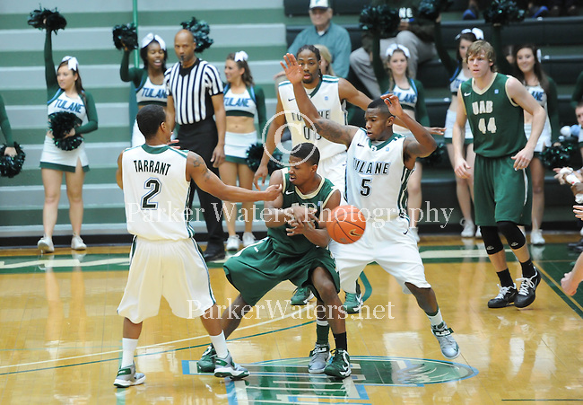 Tulane falls just short in their comeback attempt against UAB, dropping a heart breaker, 76-71,at Devlin Fieldhouse.