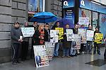 Sinn Fein Protest at Tholsel 22/11/10