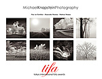 Eight images by Michael Knapstein were named the Fine Art Portfolio Honorable Mention Award Winners at the Tokyo International Foto Awards.