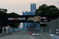 #01 Cadillac Chip Ganassi Racing Cadillac DPi, DPi: Renger van der Zande, Kevin Magnussen, winner