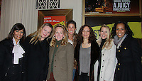 01-31-12 The Ladies see Stick Fly - Ruben, Mekhi, Tracie, Dule, Rosie - Cort Theatre