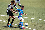 Newcastle United vs Rangers during the Day 3 of the HKFC Citibank Soccer Sevens 2014 on May 25, 2014 at the Hong Kong Football Club in Hong Kong, China. Photo by Victor Fraile / Power Sport Images