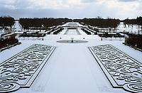 Chateau du Champ de Bataille Gardens